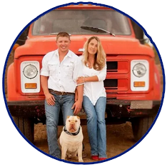 Adam & Lori Jasmer, Owners of WildMtn Innovations