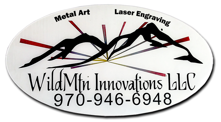 WildMtn Innovations provides CNC Plasma Cutting, Laser Cutting & Engraving, Vinyl-Cutting & Heat Press Services